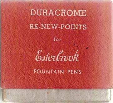 Duracrome Re-New-Point Box for 12